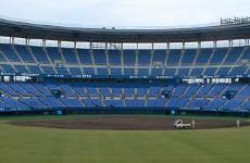松山市中央公園メイン野球場建設工事